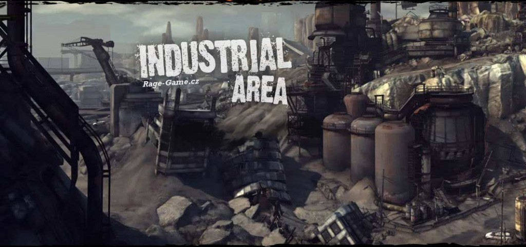 RAGE Industrial Area