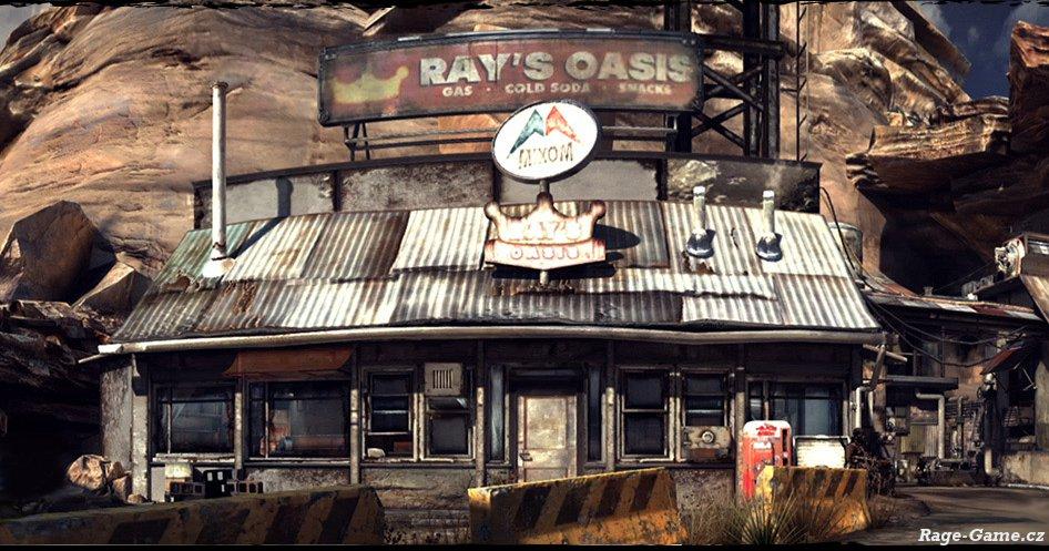 Rays Oasis RAGE
